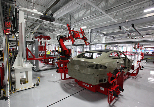 Supply chain management is the heart of the auto industry.