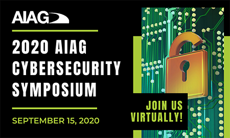 2020 Cybersecurity Symposium Banner