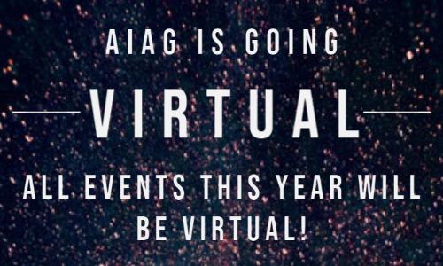 2020 Virtual Events Blog
