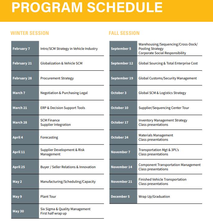 WSU 2018 Schedule
