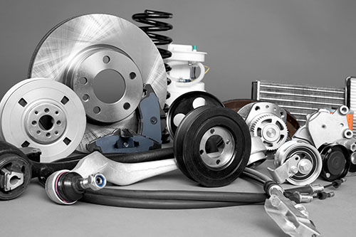 automotive parts - blog
