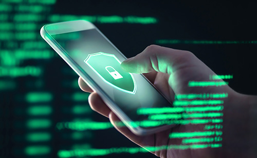cyber security mobile - blog
