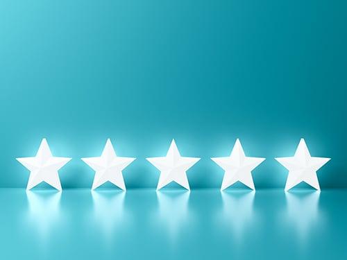 five stars - blog
