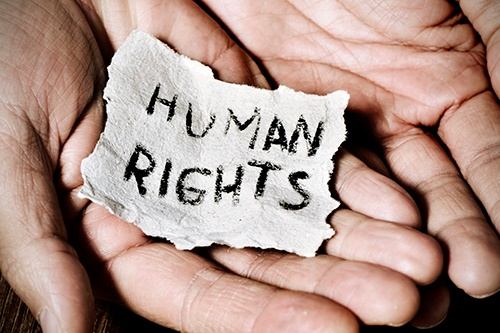 human rights note-blog