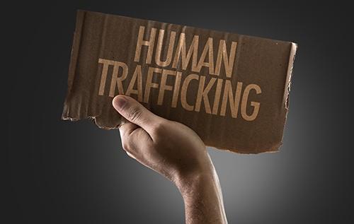human trafficking sign-blog