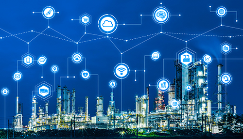 industry 40 factory - blog