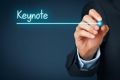keynote - blog
