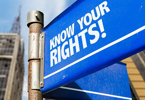 know your rights - blog