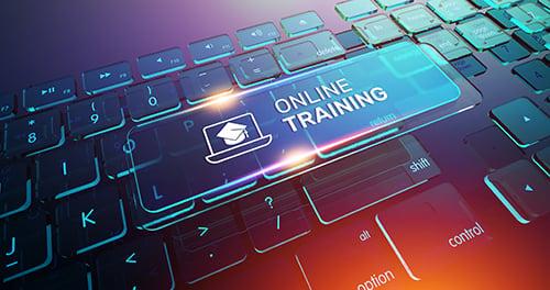 online training - blog