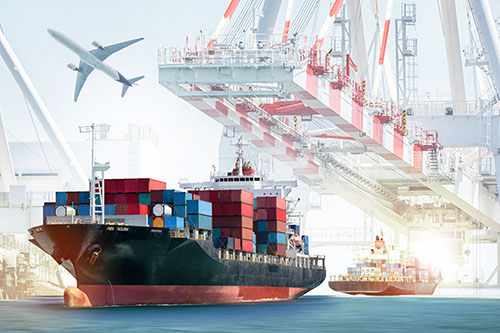 supply chain import logistics - blog