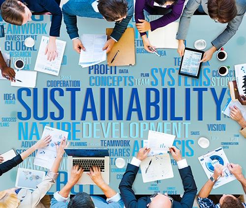 sustainability concept-blog