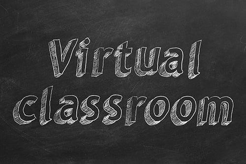 virtual classroom - blog