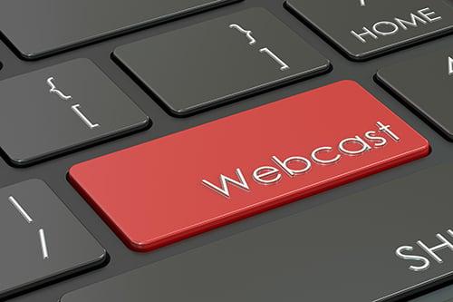 webcast - blog