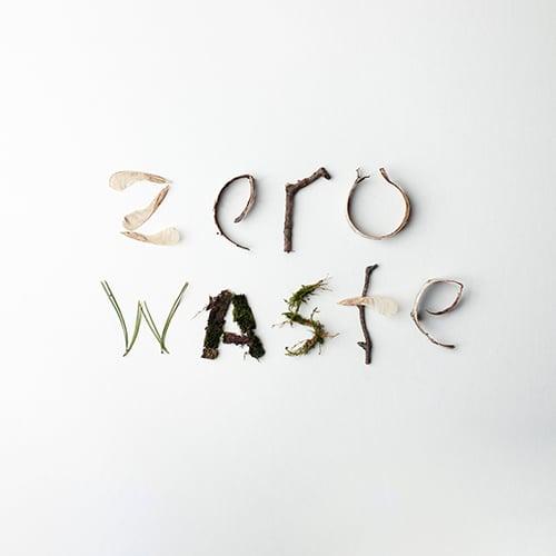 zero waste - blog