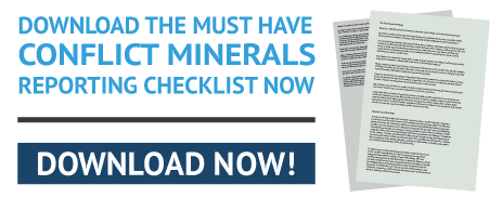 Download AIAG's must-have Conflict Minerals Reporting Checklist.