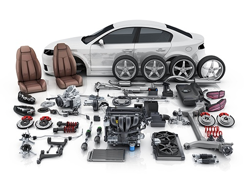 car body disassembled. blogjpg