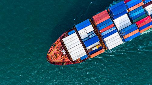 cargo ship - blog