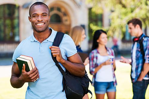 college campus - blog