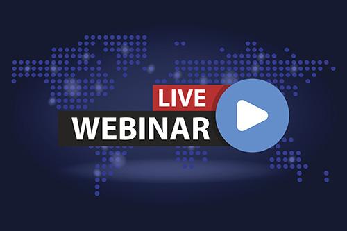 live webinar - blog