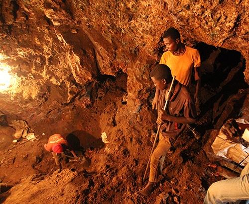 miners underground-blog