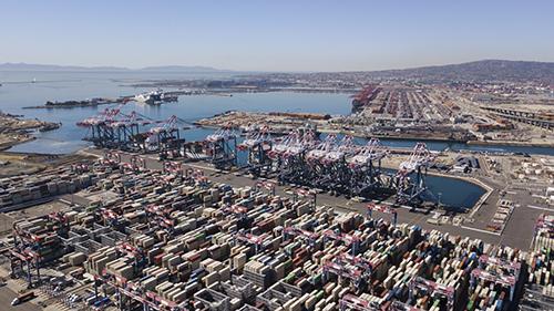 Port of Long Beach/LA
