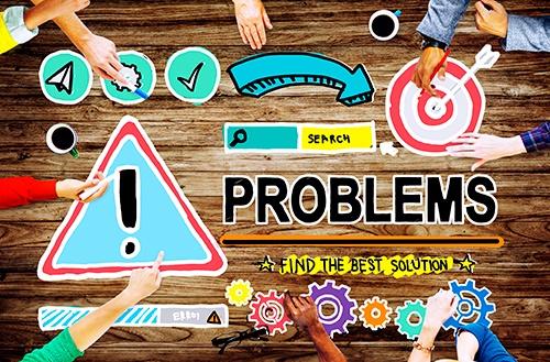 problems concept-blog