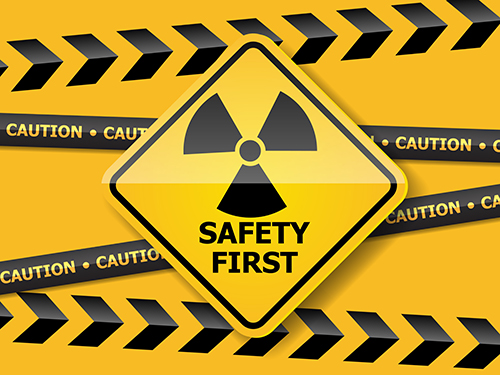 safety first - blog