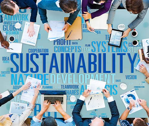 sustainability concept-blog