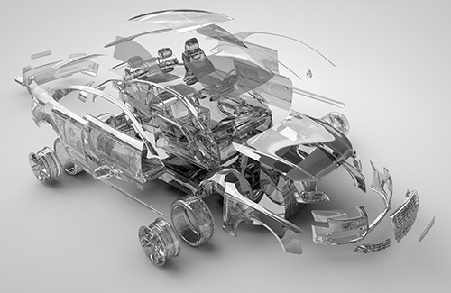 transparent car-blog