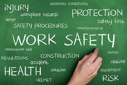 workplace safety - blog
