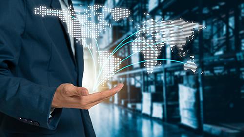 world map business man - blog