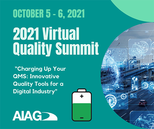 2021 Quality Summit