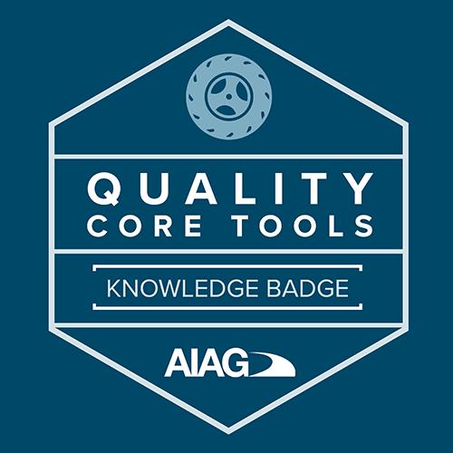 Core Tools Knowledge Badge